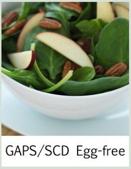 gaps egg-free