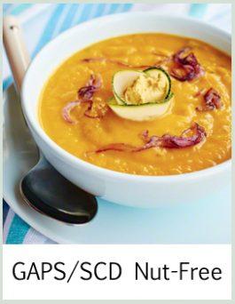 gaps nut-free