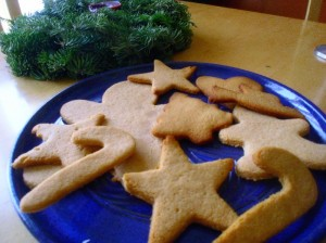 cut out cookies small