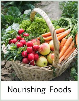 nourishing foodsborder